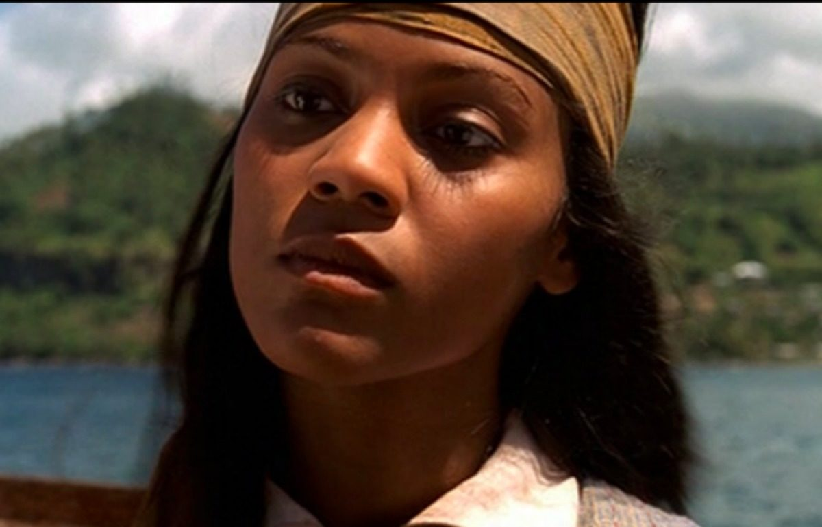 Zoe Saldana Sexism She Experienced Filming Pirates Of The
