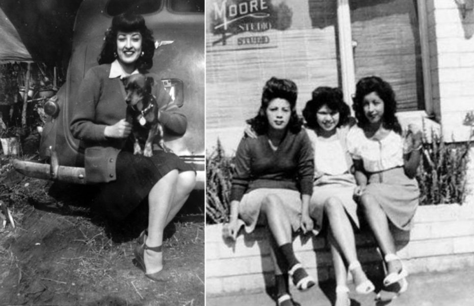 10 things pachucas were rocking in the 1940s